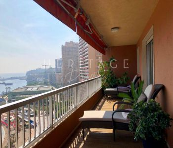Sea facing apartment (2 bedroom) - LARVOTTO