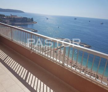 SEA VIEW STUDIO APARTMENT WITH TERRACE