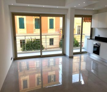 Renovated 3-room apartment - Condamine