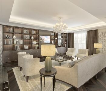 EXCEPTIONAL APARTMENT TO BE REFURBISHED