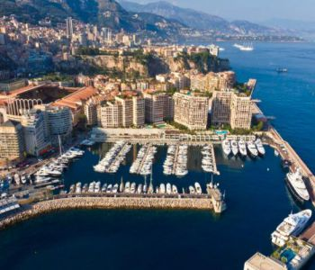 Lux flat in Fontvieille