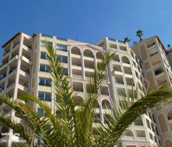 Luxurious 1 bedroom in Fontvieille