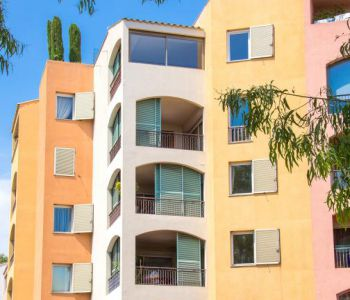 Spacious studio in Fontvieille