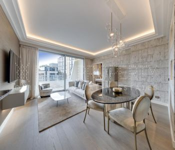 Magnificent 3 bedroom apartment in Fontvieille