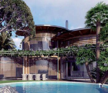 Exceptional  Waterfront Villa