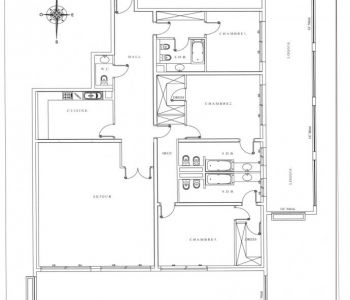 Bel appartement au Memmo center