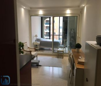 FONTVIEILLE DISTRICT: FULLY RENOVATED STUDIO FLAT