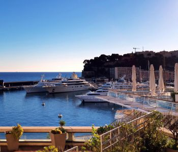 MONTE - CARLO STAR, 1/2 bedrooms flat in excellent condition