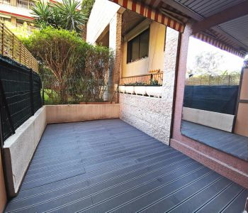 CARRE D'OR - Grand studio avec terrasse, calme - Usage mixte