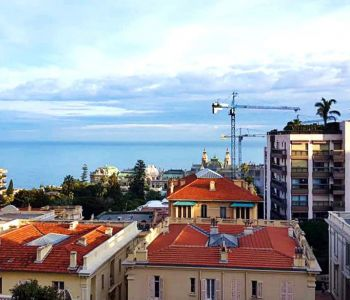 MONTE CARLO, Studio with sea and casino view