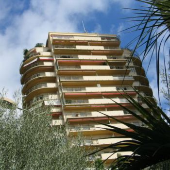 Monaco / Résidence Auteuil / Cave